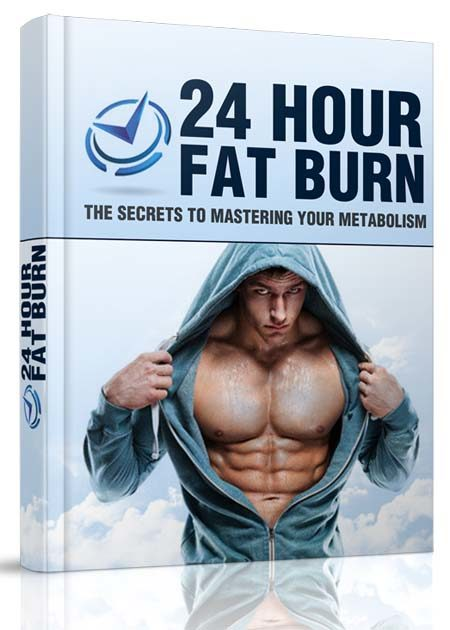 The 24-Hour Fat Burn