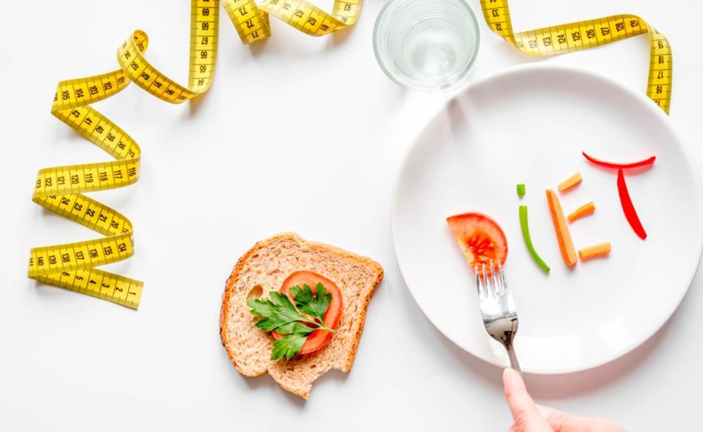 Healthy Diet - A Guide to Weight Loss
